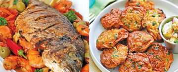fish, beake fish